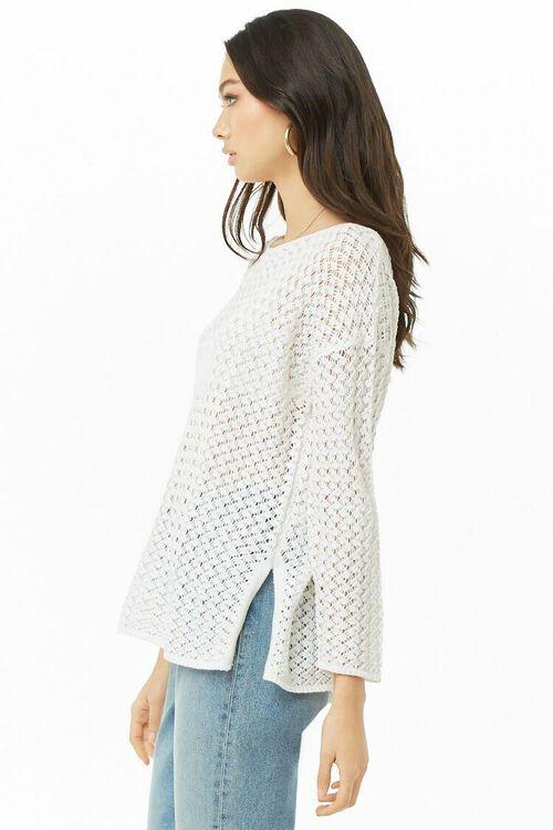 Crochet-Knit Sweater, image 2