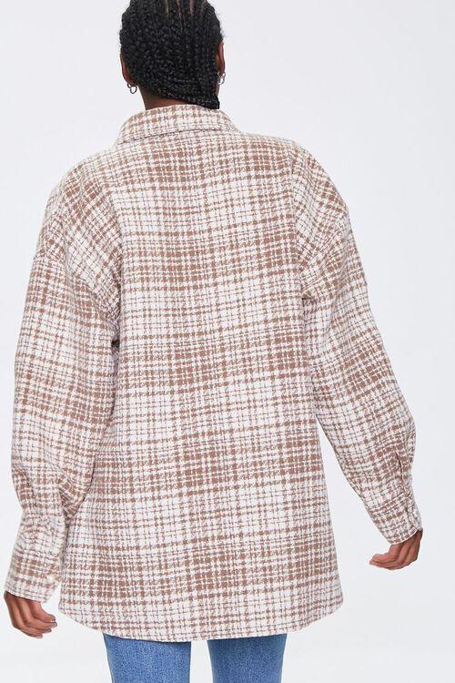 Faux Pearl Tweed Shacket, image 3