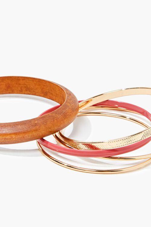 Bangle Bracelet Set, image 2