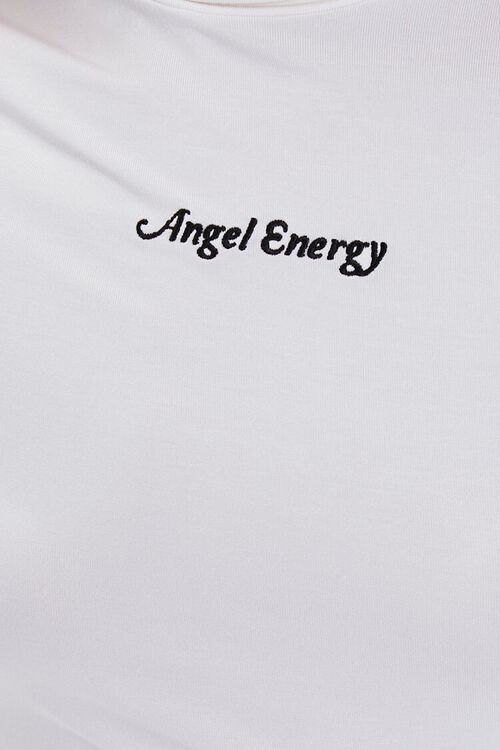 Angel Energy Embroidered Graphic Top, image 5