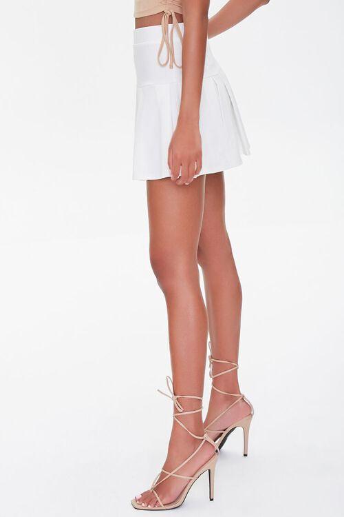 Pleated Mini Skirt, image 3