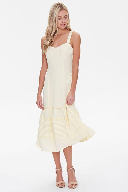 Sweetheart Midi Dress, image 4