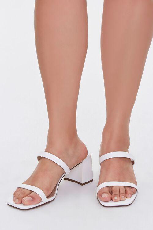 Slip-On Block Heels (Wide), image 5