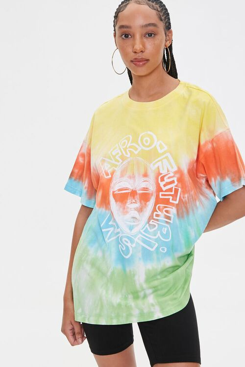 Ashley Walker Afro-Futurism Graphic Tee, image 1