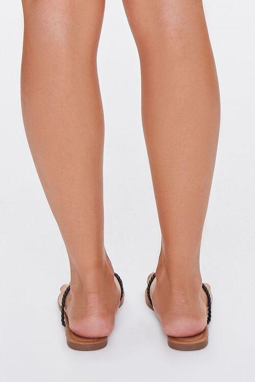 Braided Flat Sandals, image 3