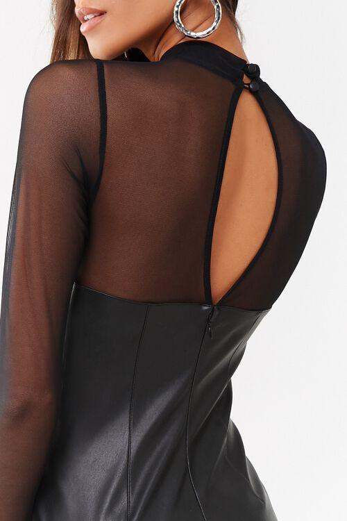 Combo Mini Dress, image 5