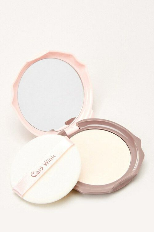 PINK Cat's Wink Clear Pact Setting Powder, image 2