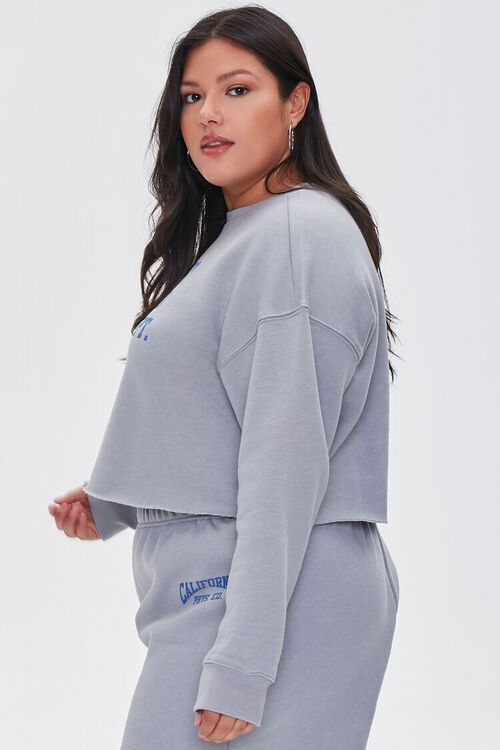 Plus Size Property of California Pullover, image 2