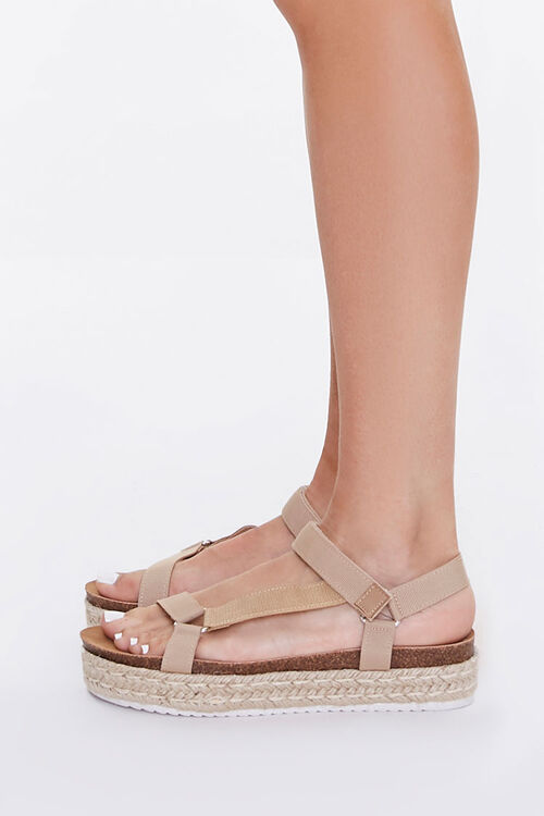 Caged Espadrille Sandals, image 2