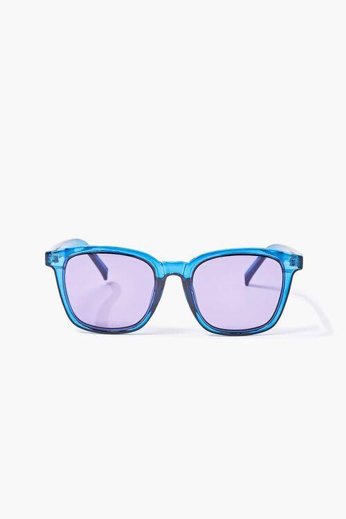 Men Square Tinted Sunglasses, image 1