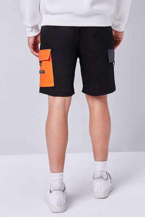 Reason Colorblock Cargo Shorts, image 4