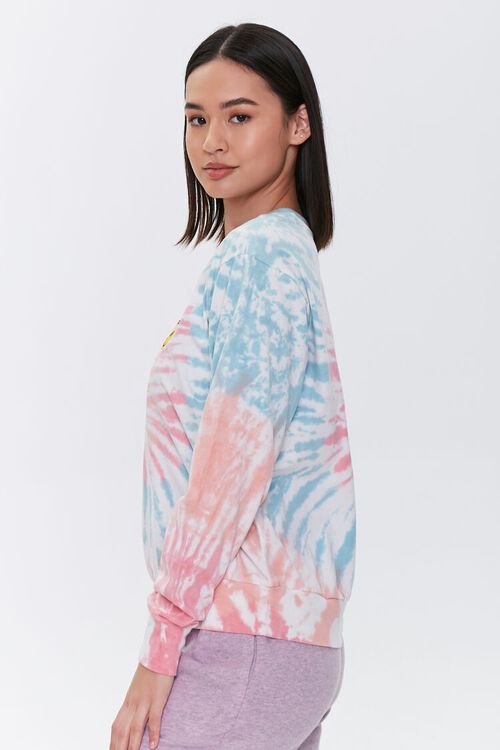 Too Close Graphic Tie-Dye Tee, image 2