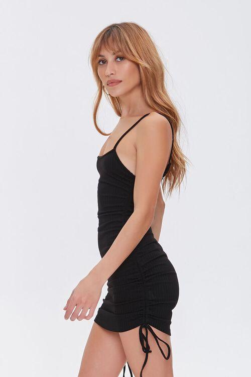 Drawstring Cami Mini Dress, image 2