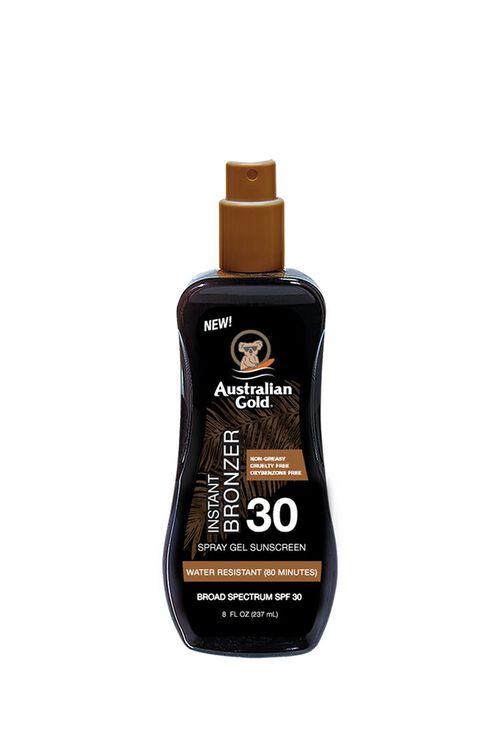 SPF 30 Spray Gel Sunscreen With Instant Bronzer, image 1
