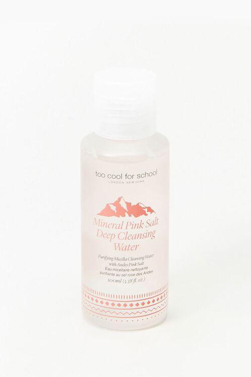 Mineral Pink Salt Deep Cleansing Water, image 1