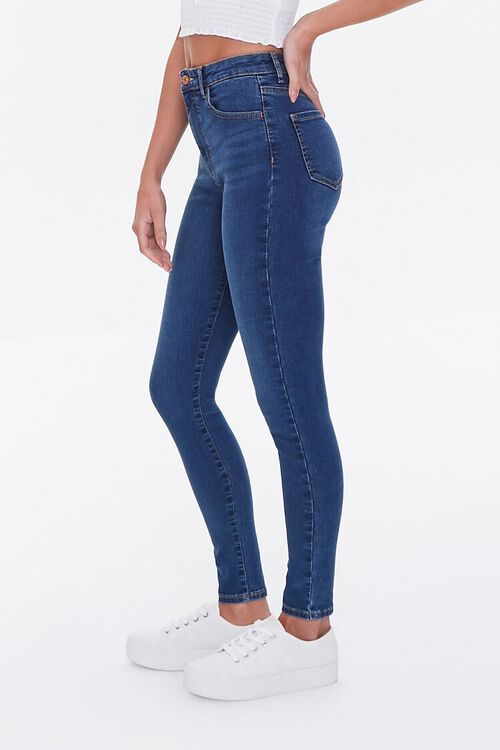 Essential High-Rise Skinny Jeans, image 3
