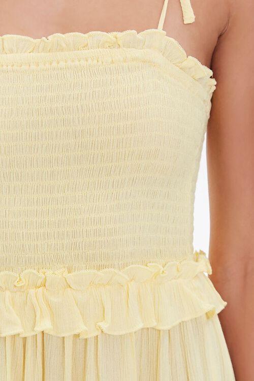 Ruffle-Trim Cami Dress, image 5