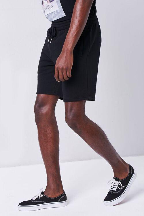 Fleece Drawstring Shorts, image 3
