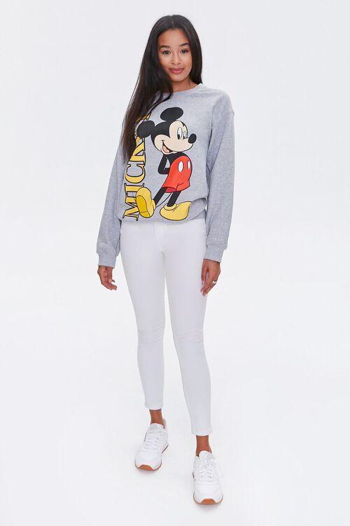 Mickey Mouse Graphic Sweatshirt, image 4