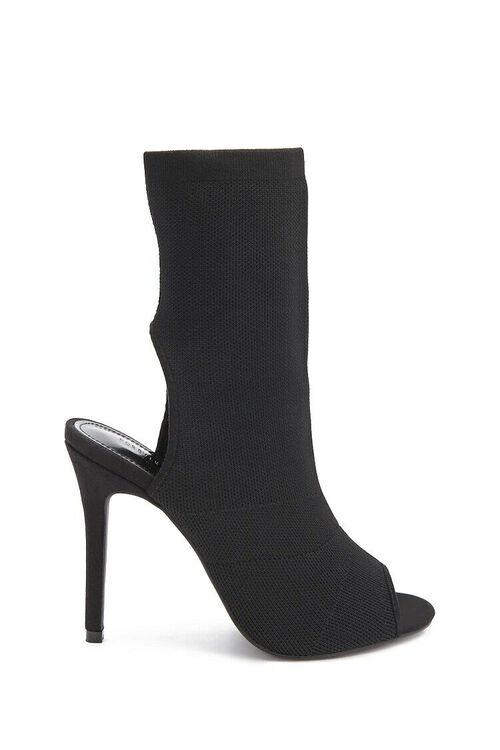 Cutout Sock Booties, image 1