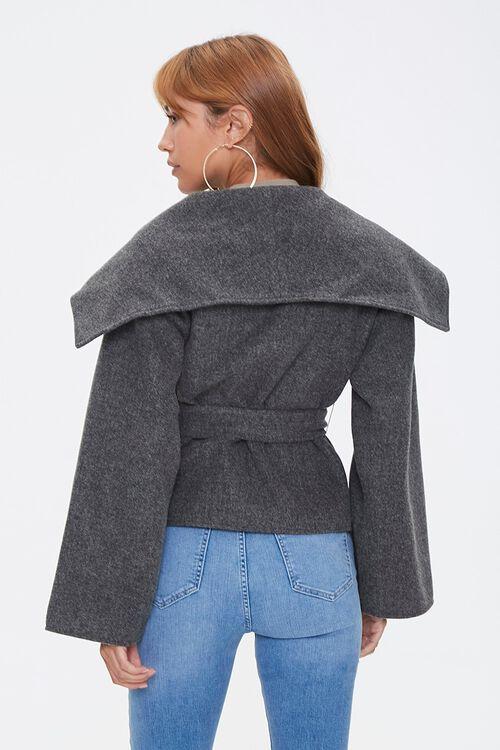 Tie-Waist Wrap Jacket, image 3