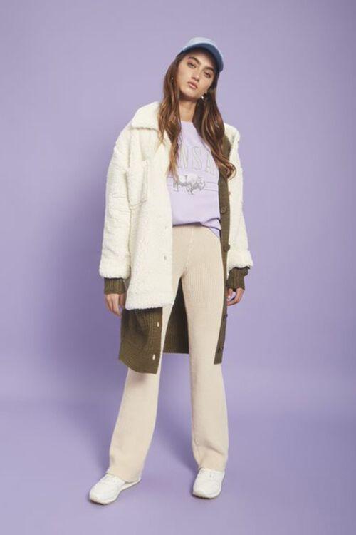 Sweater-Knit Pants, image 1