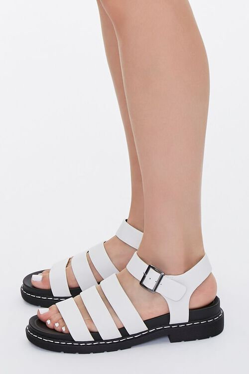 Caged Platform Sandals, image 2
