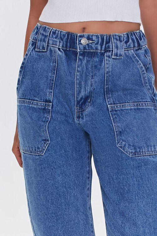 Cuffed Mom Jeans, image 5