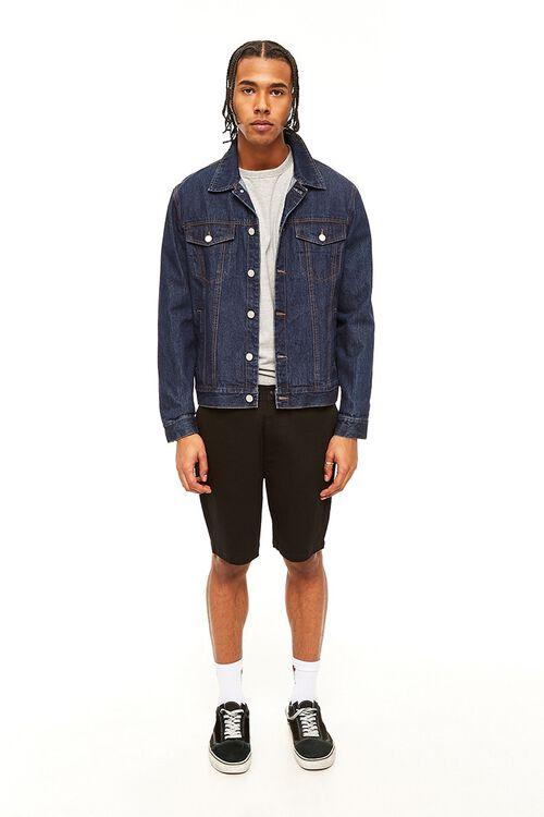 Woven Twill Shorts, image 4