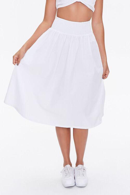 Sweetheart Crop Top & Skirt Set, image 4