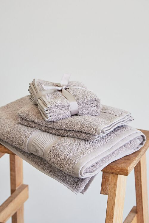 Organically Grown Cotton Towel, image 1