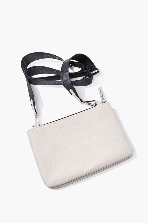 Kendall & Kylie Faux Leather Crossbody Bag, image 3