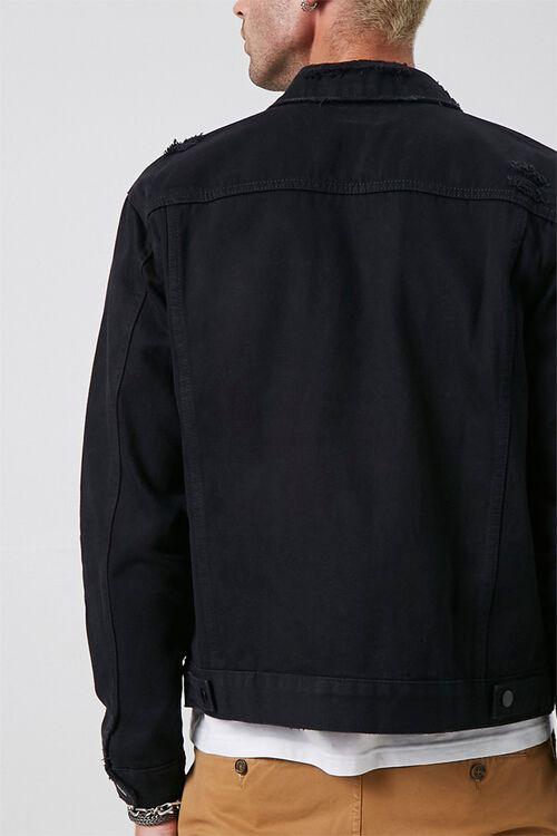 Distressed Denim Jacket, image 3