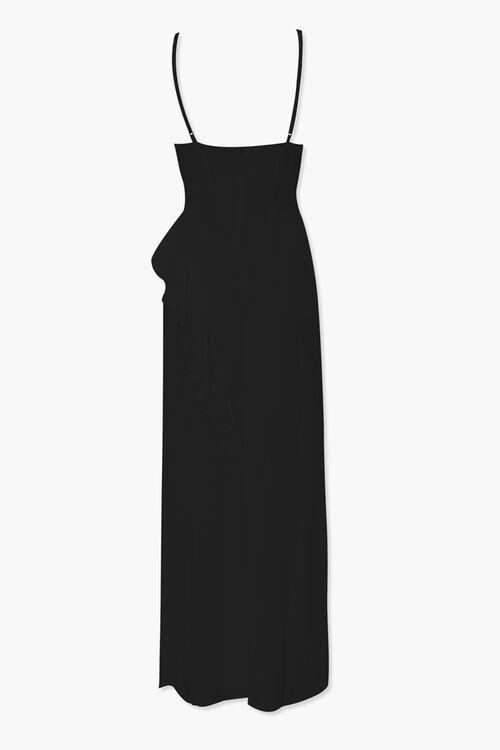 Ruffle-Trim Maxi Dress, image 3