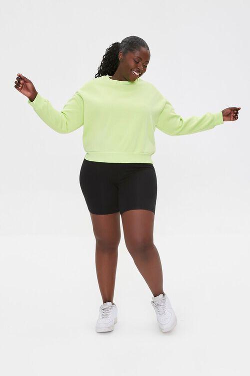 Plus Size Fleece Sweatshirt, image 4