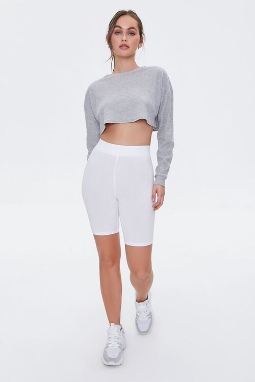 HEATHER GREY Active Thermal Top, image 4