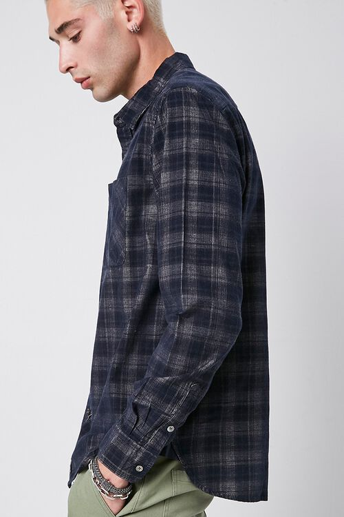 Premium Plaid Pocket Shirt, image 2