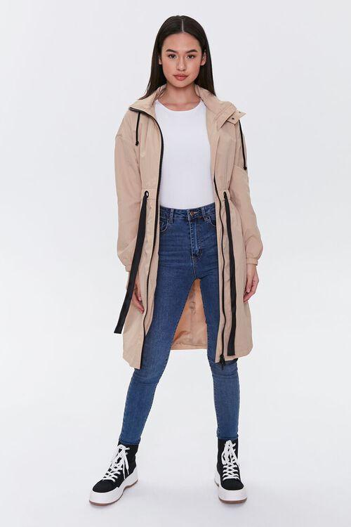 Hooded Longline Jacket, image 5