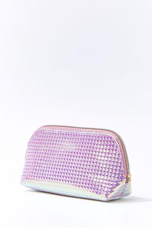 Iridescent Makeup Bag, image 4