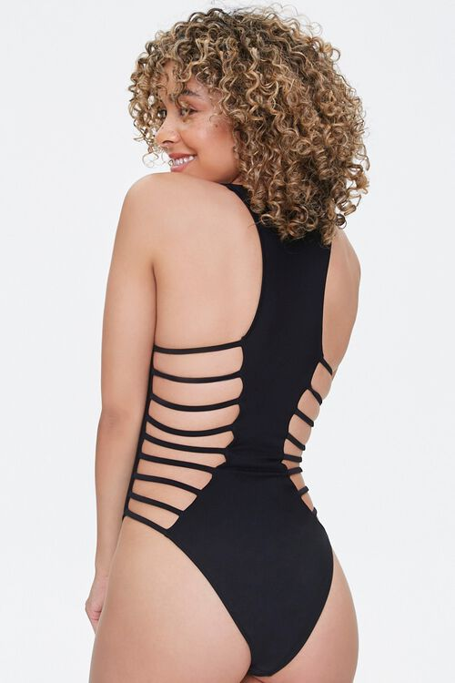 Ladder One-Piece Swimsuit, image 3