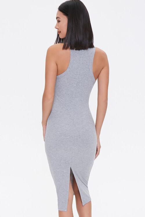 Ribbed Knit Tank Dress, image 3