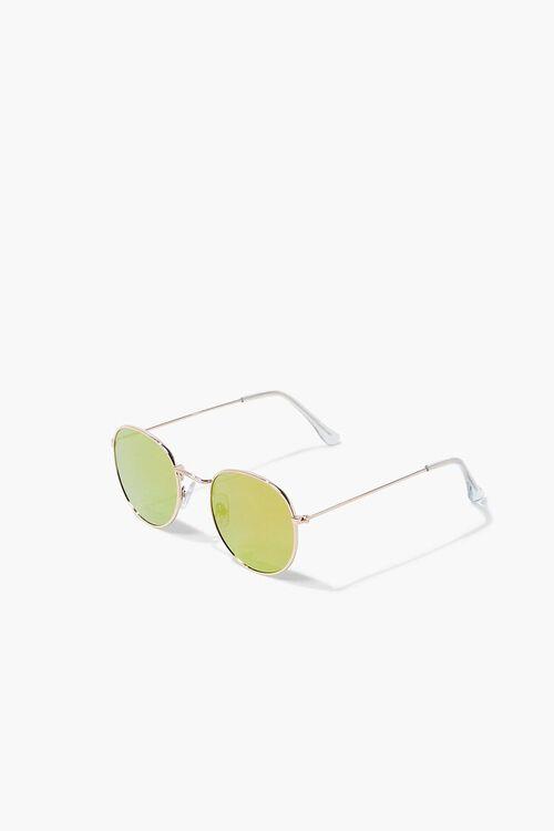 Round Tinted Sunglasses, image 4