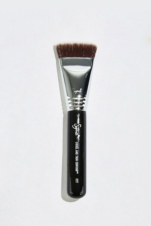 BROWN/MULTI F77 Chisel and Trim Contour™ Brush, image 1