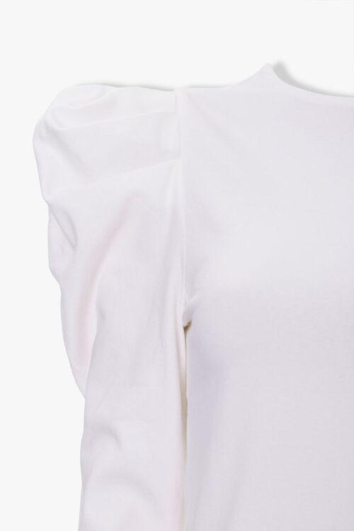 Long-Sleeve Gigot Top, image 3