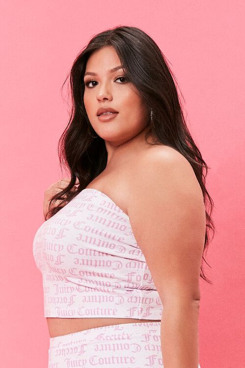 Plus Size Juicy Couture Tube Top, image 2