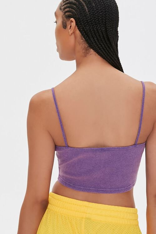 Los Angeles Lakers Cropped Cami, image 3