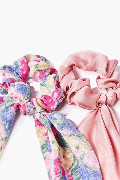 Bow Scrunchie Set, image 1