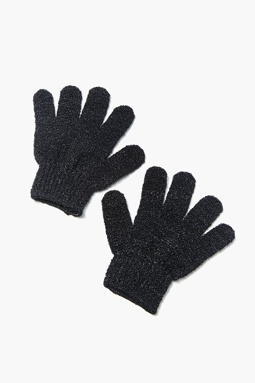 Speckled Knit Gloves, image 1