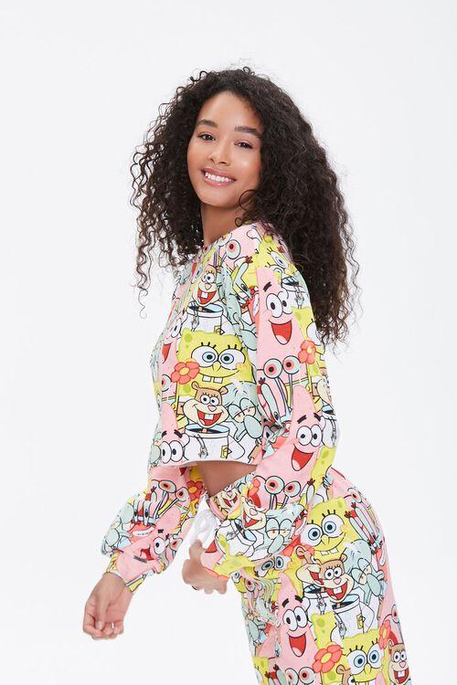 SpongeBob SquarePants Print Pullover, image 2