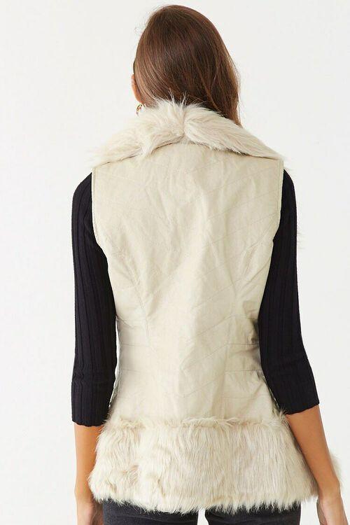 Faux Fur Vest, image 3